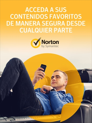 Norton WiFi Privacy VPN screenshot 1