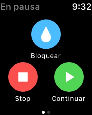 Runtastic: Correr y caminar Screenshot
