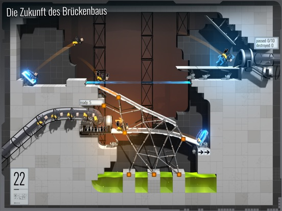 Screenshot 2 Bridge Constructor Portal