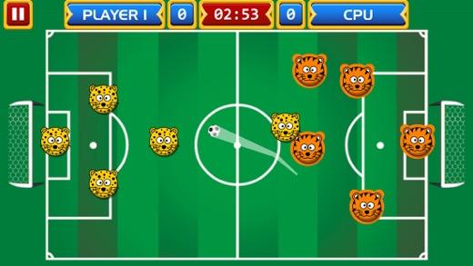Air Football 2016 - Turn Based Multiplayer Soccer Screenshot