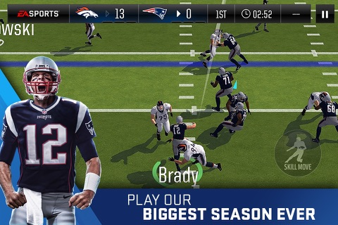MADDEN NFL Football screenshot 1
