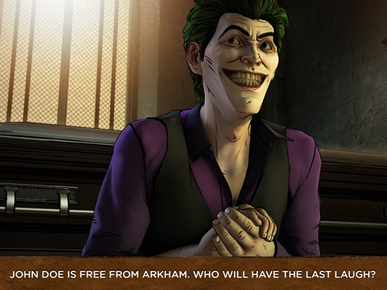Screenshot 2 Batman: The Enemy Within