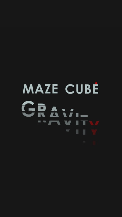 maze cube gravity Screenshots