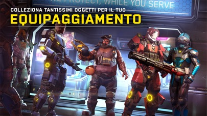 Screenshot of Shadowgun Legends5