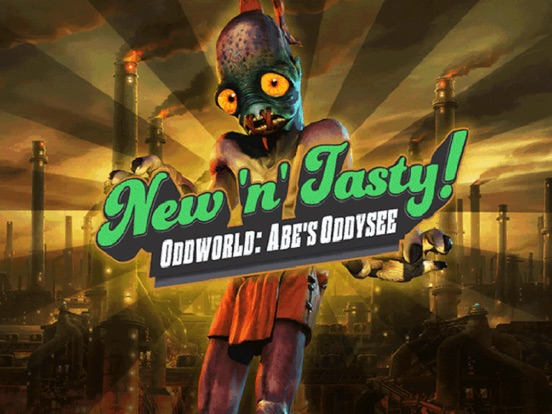 Oddworld: New 'n' Tasty iOS Screenshots