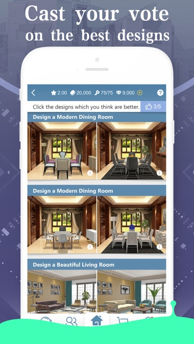 Design My Home. Iphone Screenshot 4 Design My Home I