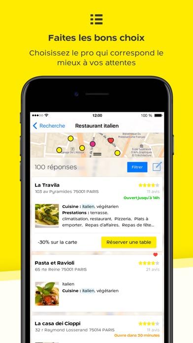 download PagesJaunes - Recherche locale apps 3