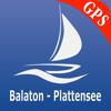 Lake Balaton Nautical Charts