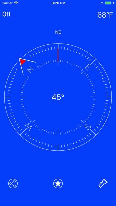 Compass Скриншоты4