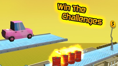 Screenshot for Stunts Car Racing Challenge 3D in Brazil App Store
