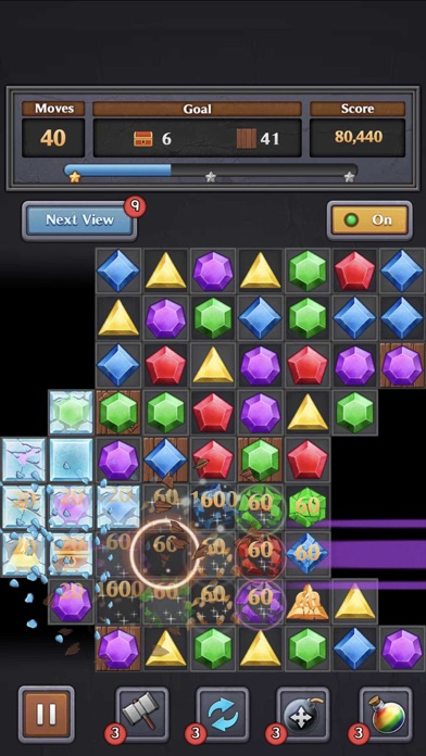 Jewelry Match Puzzle Скриншоты5