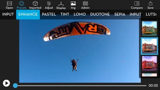 Video LUT Screenshots