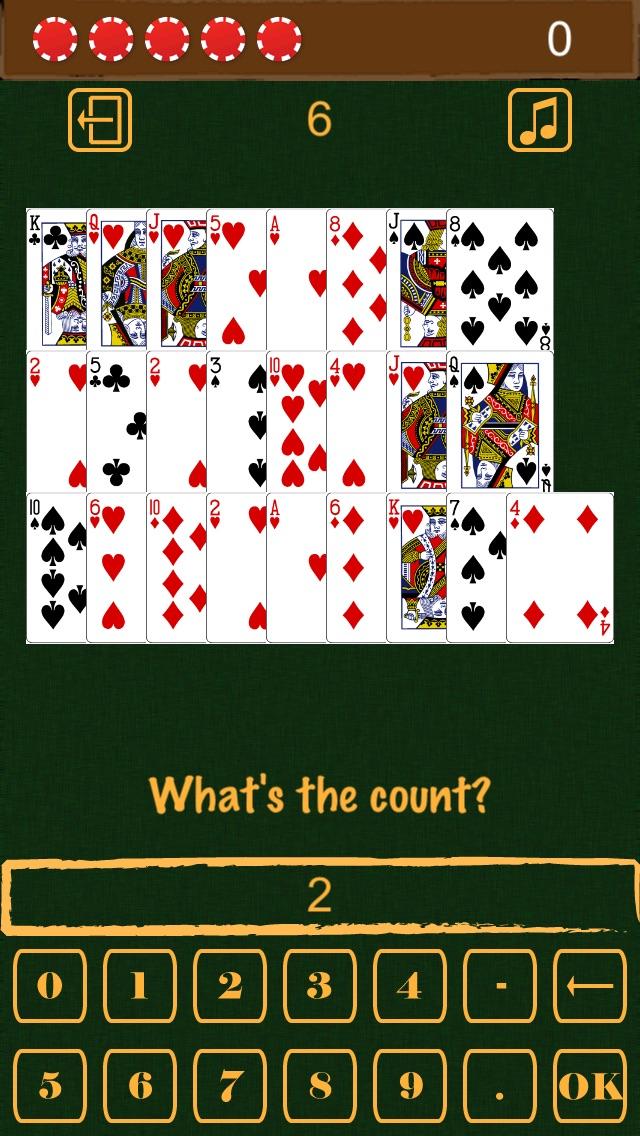 ブラックジャック Card Countin... screenshot1