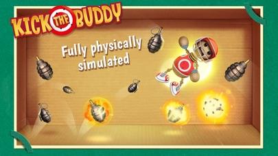 Kick the Buddy (Ad Free)  Screenshot