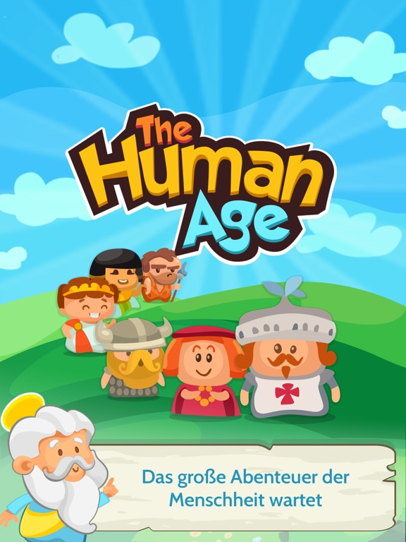 Screenshot 1 The Human Age