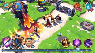 Screenshot of Royal Revolt 24