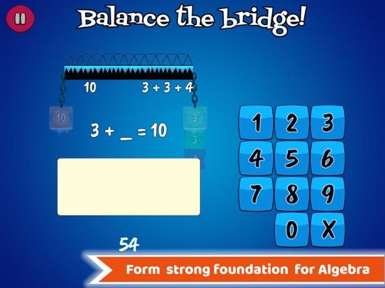 Maths Balance : Games For Kids Screenshot