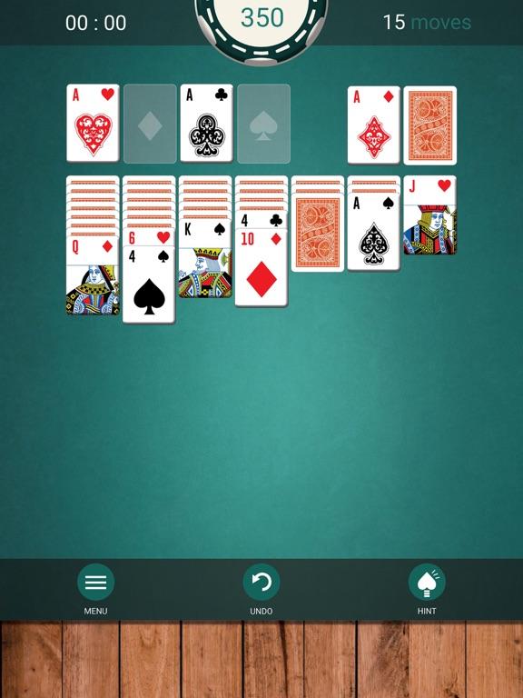 Solitaire Diamond Card Game screenshot 9