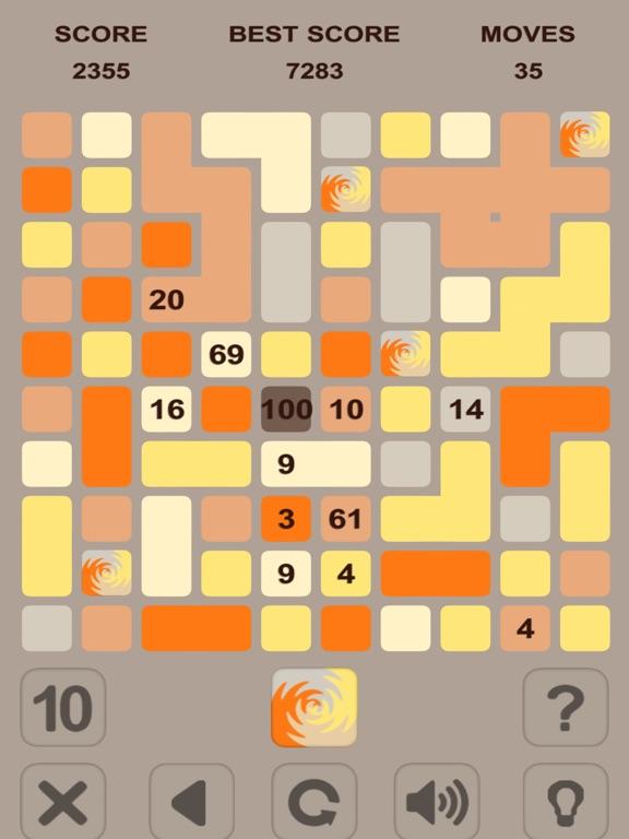 Blocks Numbers Puzzle Скриншоты11