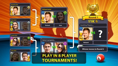 8 Ball Pool™ screenshot 3