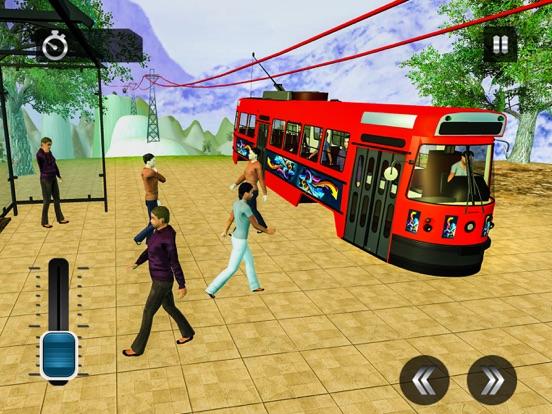скоростной спуск трамвай Скриншоты10