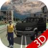 Real City Russian Car Driver 3D