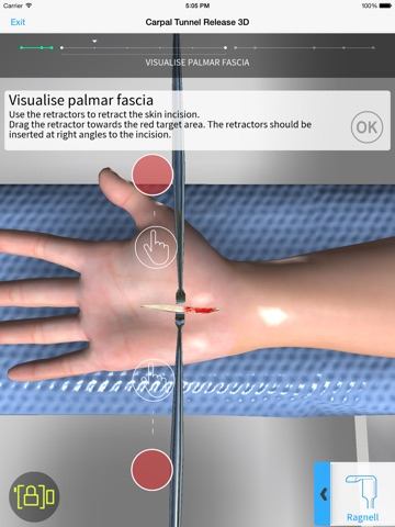 Touch Surgery screenshot 2