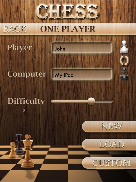 Screenshots of Chess Prime HD Free for iPad