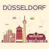 Düsseldorf Reiseführer Offline