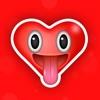 Heart Stickers!