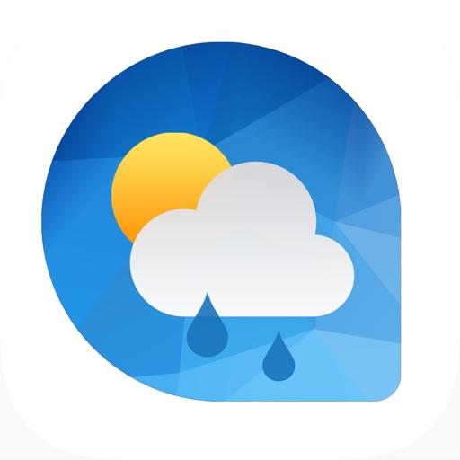 ウェザーメートプロ- 気象予報、レーダーマップ、び悪天候警報