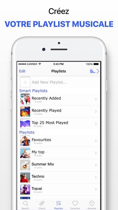 download Lecteur de musique sans limite apps 0