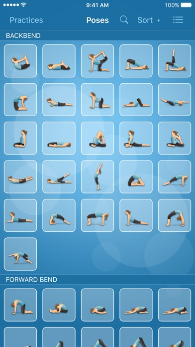 Pocket Yoga Screenshots