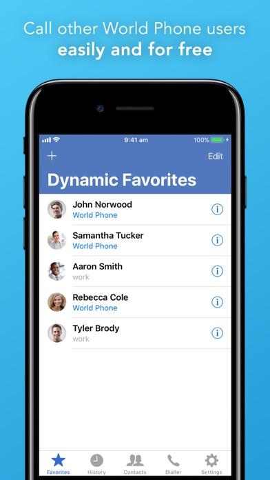 World PhoneСкриншоты 5
