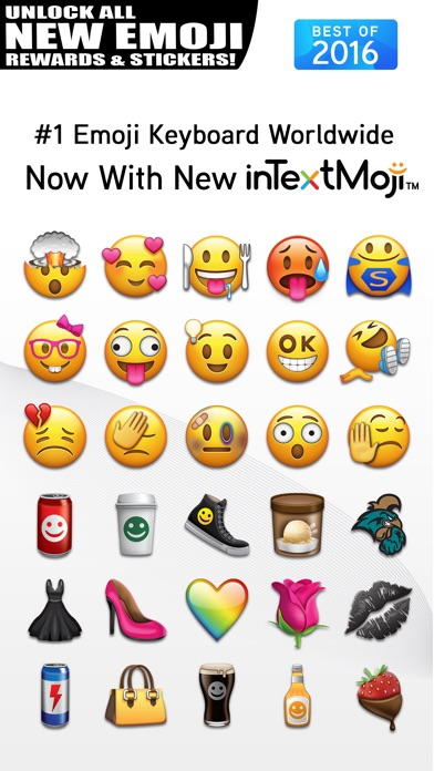 Emoji - inTextMoji™ Pro ;) screenshot 5