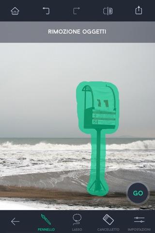 TouchRetouch screenshot 2
