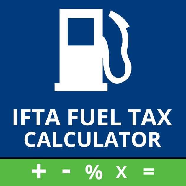 Accurate IFTA Tax Calculator On The App Store