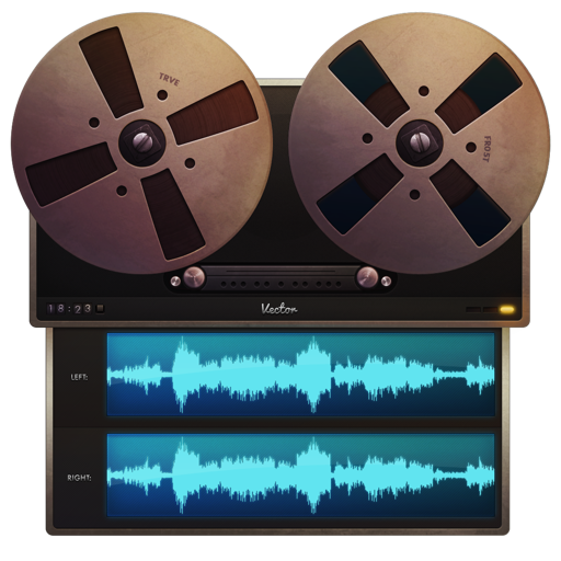 Vector 2 Express - Audio Recorder and Editor For Mac
