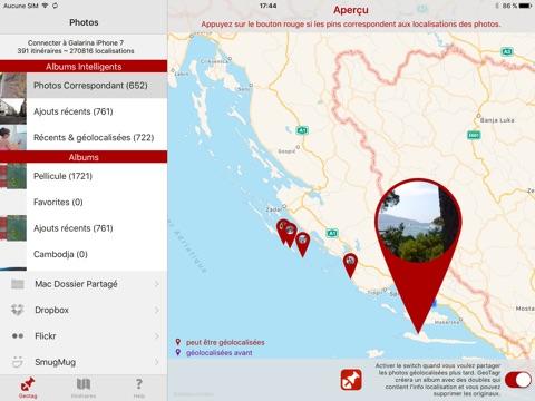 GeoTagr screenshot 1
