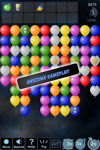 Tap 'n' Pop Classic (Lite): Balloon Group Remove screenshot 2