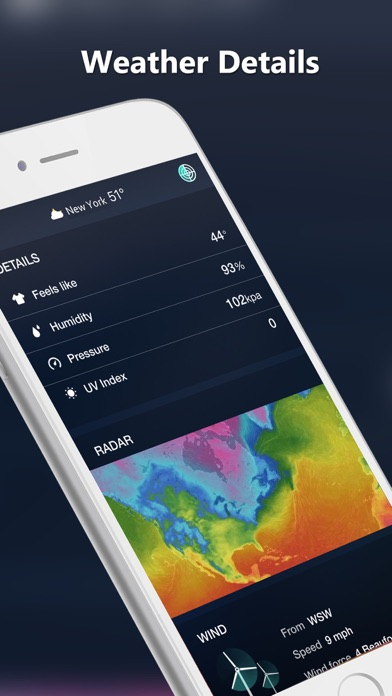 download Weather Radar, Forecast &Alert apps 1