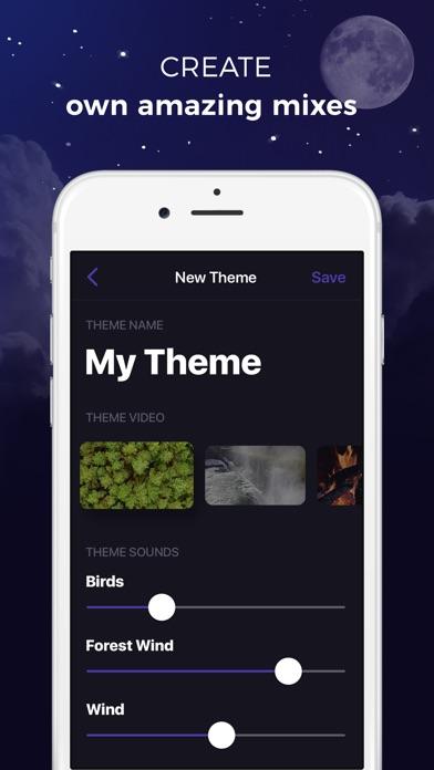 Sleep Timer: Nature Sounds Screenshots