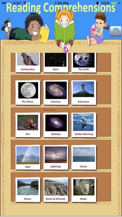 Super Reader - Science screenshot1