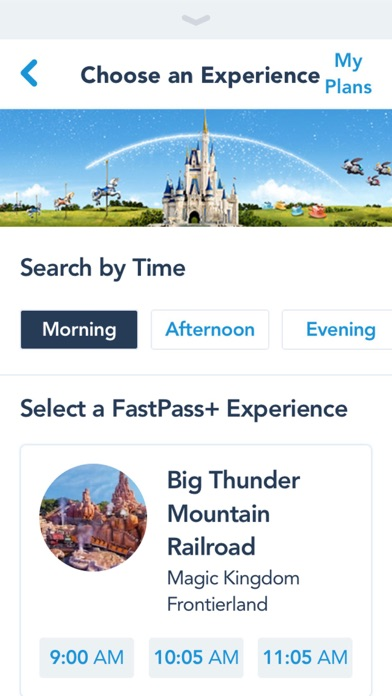 Screenshot #8 for My Disney Experience