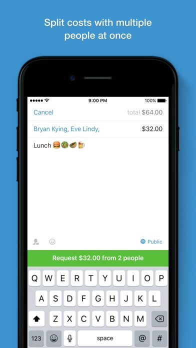 Screenshots for Venmo for iOS
