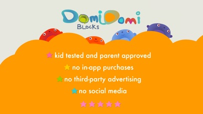Domi Domi Blocks - Color Fill Screenshots