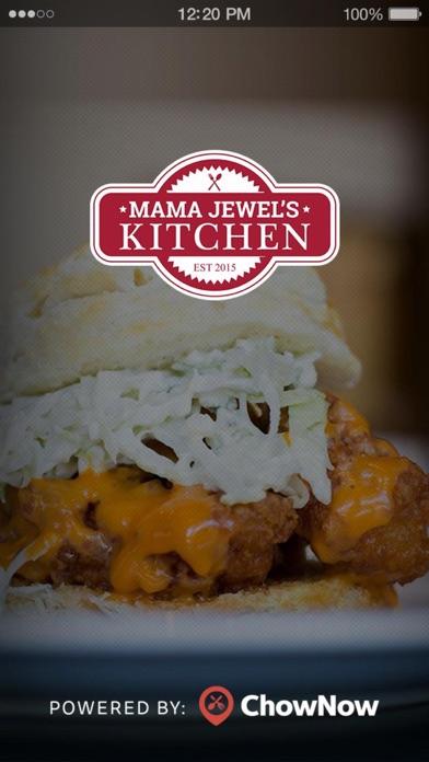 Mama Jewel S Kitchen Menu