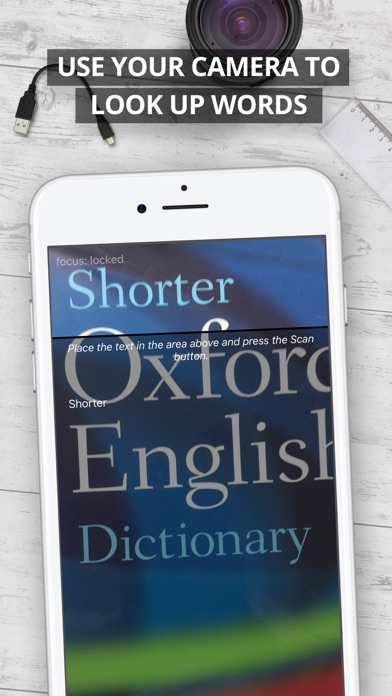 oxford dictionary app for iphone