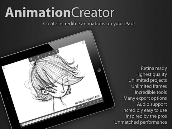 Animation Creator HD Скриншоты2