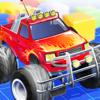 Bogdan Miryuk - Micro Monster Truck -radio toy artwork
